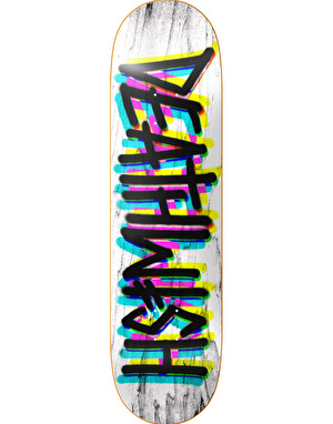 Deathwish Death Spray Multi 3D Team Deck - 8
