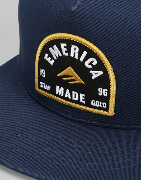 Emerica Blitzed Trucker Cap - Blue