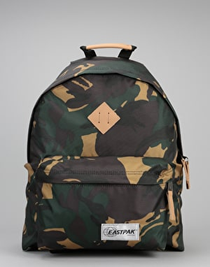 Eastpak Padded Pak'r Backpack - Into Camo