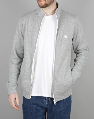 Element Cornell Track Top - Grey Heather