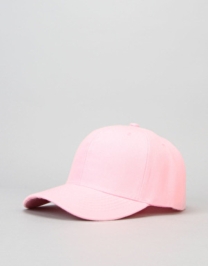 Route One Blank Baseball Cap - Pink