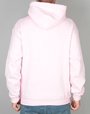 Thrasher Roses Pullover Hoodie - Light Pink