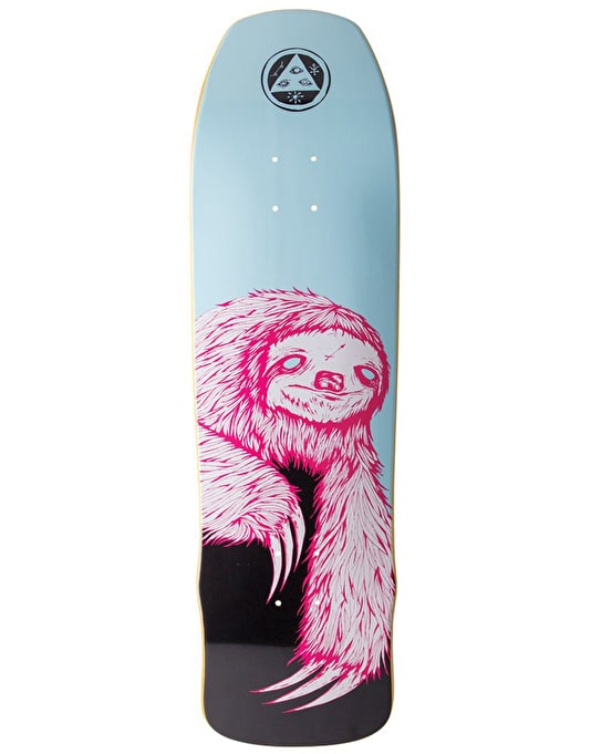 """Welcome Sloth on Time Traveller Team Deck - 8.8"""""""