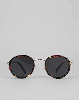 Glassy Sunhater Lincoln Sunglasses - Tortoise