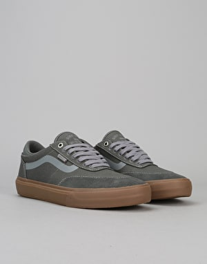 Vans Gilbert Crockett 2 Pro Skate Shoes - Gunmetal/Gum