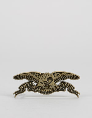 Anti Hero Eagel Pin - Antique Bronze