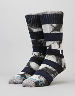 Stance Wells Classic Light Socks - Navy