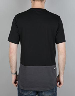 Nike SB Dry T-Shirt - Black/Anthracite