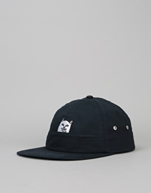 RIPNDIP Nermal Pocket 6 Panel Cap - Navy