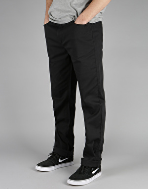Element Sawyer Trousers - Flint Black