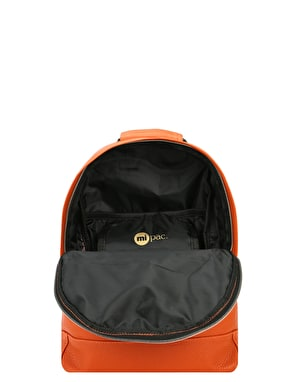 Mi-Pac Mini Tumbled Backpack - Burnt Orange