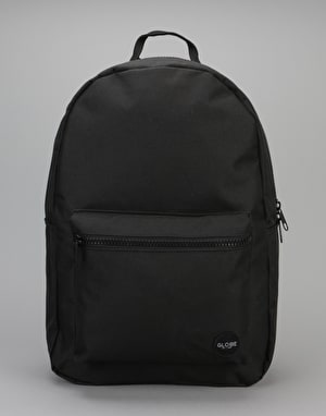 Globe Dux Deluxe Backpack - Black/Black
