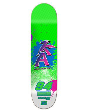 Chocolate Anderson Braap! Pro Deck - 8.125