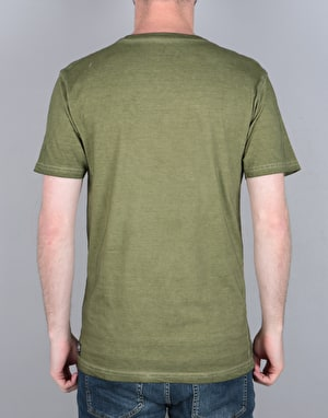 Santa Cruz Bottleneck T-Shirt - Carbon Olive