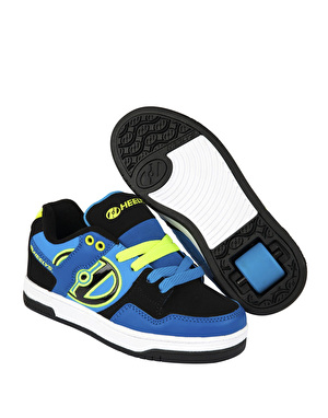 Heelys Flow - Royal/Black/Lime