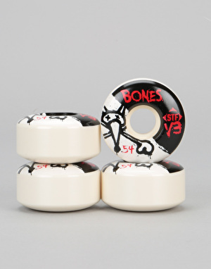 Bones V3 Series STF Team Wheel - 54mm