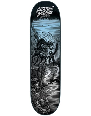 Creature Gravette Back to the Badlands Pro Deck - 8.25