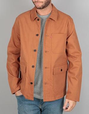 Levi's Skateboarding Military Jacket - Argan Oil