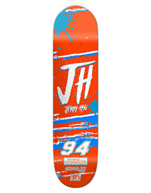 Chocolate Hsu Braap! Pro Deck - 8