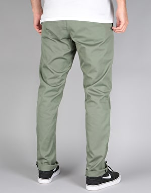 Carhartt Club Pant - Dollar Green (Rinsed)