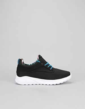 Globe Roam Lyte Boys Shoes - Black/Paradise