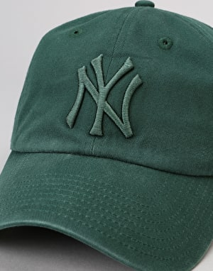 '47 Brand MLB New York Yankees Clean Up Cap - Vintage Green