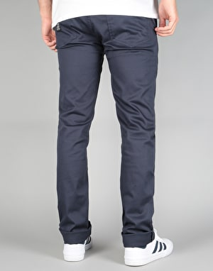Emerica Pure Slim Chinos - Navy