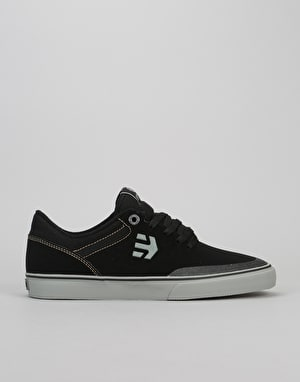 Etnies Marana Vulc Skate Shoes - Black/Grey/Gum