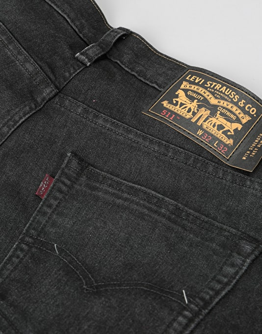 Levi's Skateboarding 511 Slim Denim Jeans - Judah