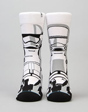Stance x Star Wars Trooper 2 Socks - White