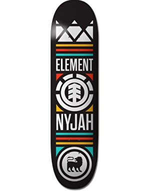 Element Nyjah Crowned Featherlight Pro Deck - 7.75