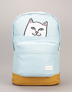 RIPNDIP Lord Nermal Backpack - Blue