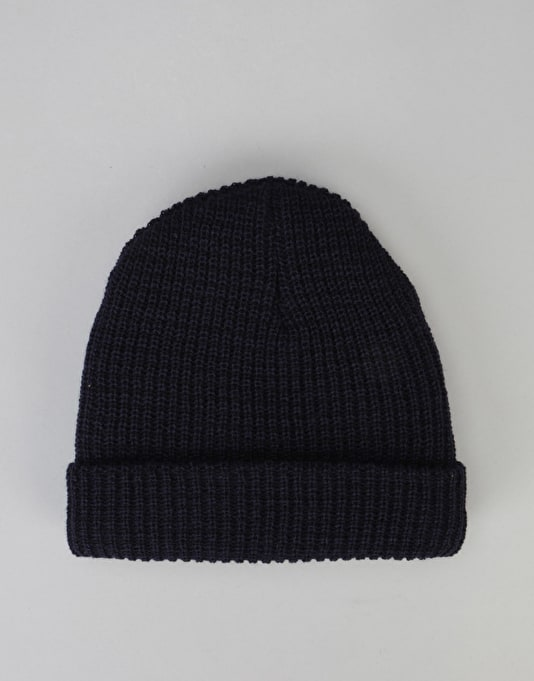 RIPNDIP Lord Nermal Ribbed Beanie - Navy