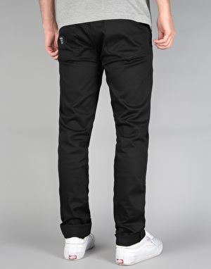 Emerica Pure Slim Chinos - Black