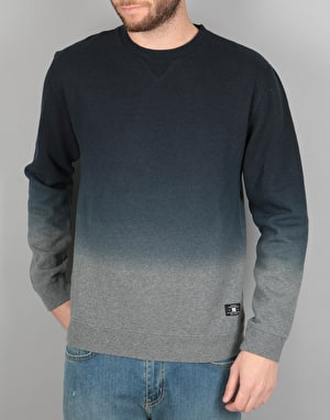 DC Lakeshield Crew Sweatshirt - Heather Grey