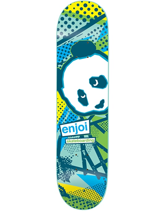 Enjoi 1985 Called Skateboard Deck - 8""