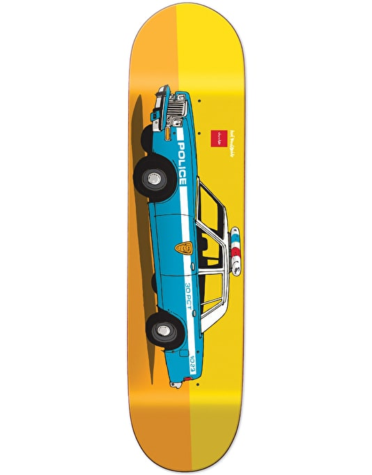 HUF x Chocolate NY Cop Car Series Deck - 8.25""