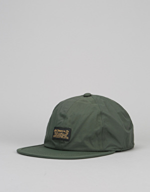 Levis Performance Low Crown Flatbrim Cap - Medium Green