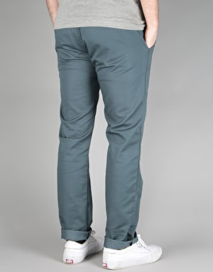 Vans Authentic Stretch Chinos - Dark Slate