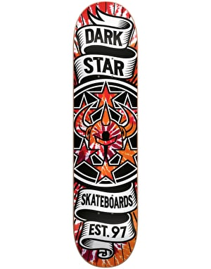 Darkstar Civil Emboss Team Deck - 8.25