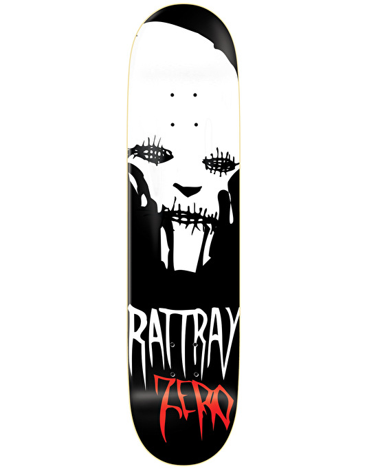 Zero Rattray Stitches Pro Deck - 8""