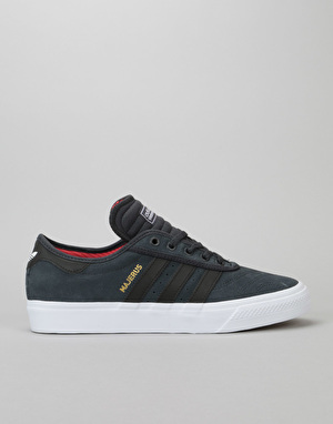 Adidas Adi-Ease Premiere ADV Skate Shoes - Customized/Core Black/White
