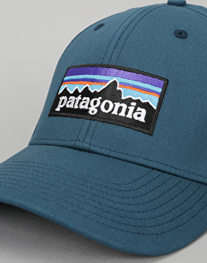 Patagonia Stretch Fit Cap - Bay Blue