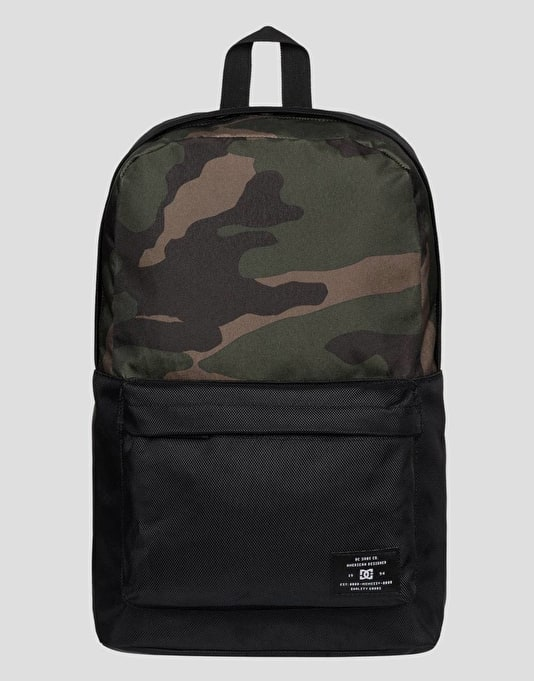DC Bunker Backpack - Bold Camo