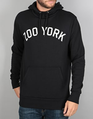 Zoo York McCarren Park Pullover Hoodie - Anthracite