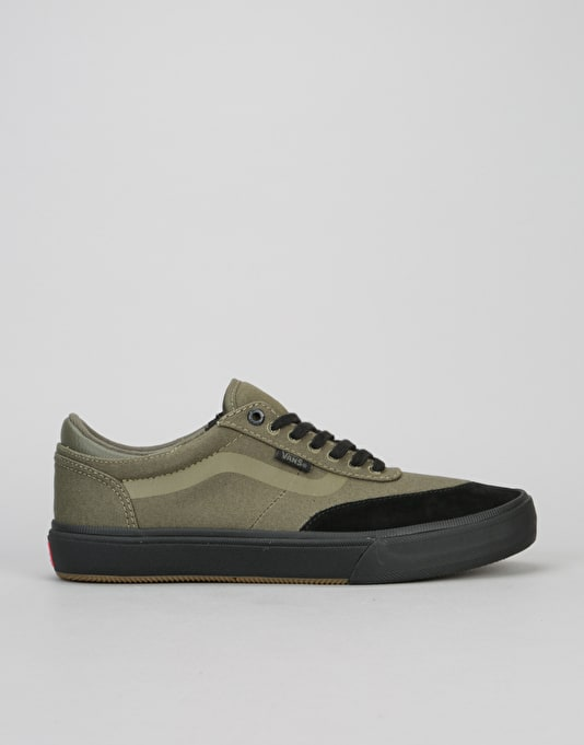 88a5a2295e Vans Gilbert Crockett 2 Pro Skate Shoes - Ivy Green Black
