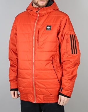 Adidas Climaheat PPK 2017 Snowboard Jacket - Craft Chili