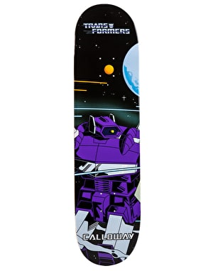 Primitive x Transformers Calloway Shockwave Pro Deck - 8