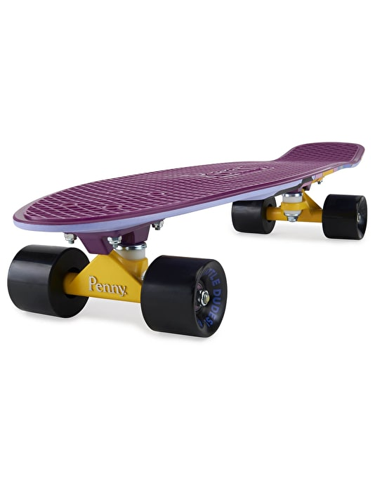 Penny Skateboards x The Simpsons Little Dudes Nickel Cruiser - 27""