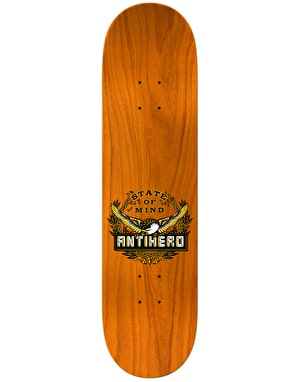 Anti Hero Trujillo State of Mind Pro Deck - 8.75